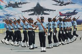 Indian Airforce 2017 -2018