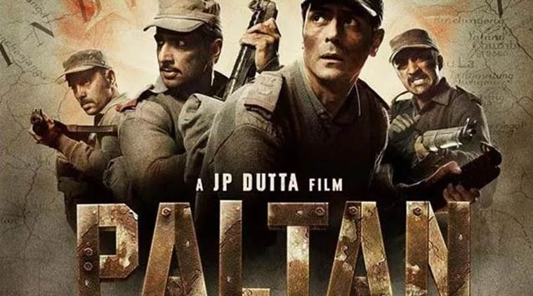 Paltan first week collection