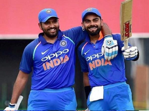 rohit and kohli