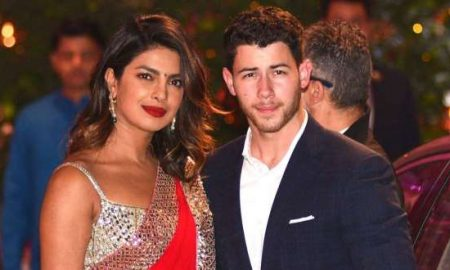 Nick and Priyanka Chopra