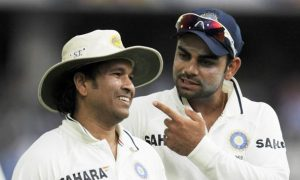 Sachin vs Virat after 72 tests