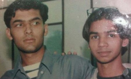 Kapil sharma in 2000