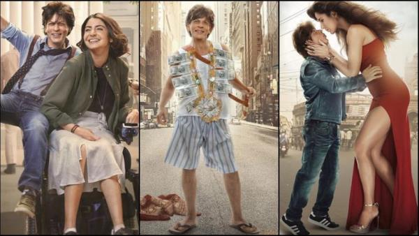 zero 4th day box office collection