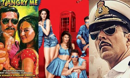 akshay kumar 100 crore movies