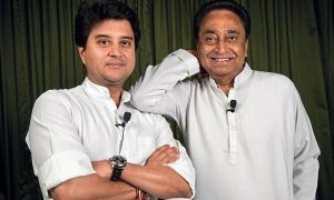 jyotiraditya scindia and kamalnath