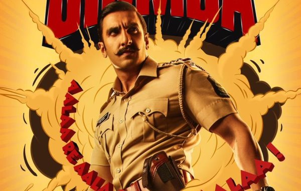 simmba new poster