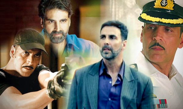 Akshay Kumar patriotic movies