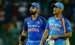 Dhoni and Kohli won it for India