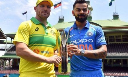 india vs australia 2018 one day series