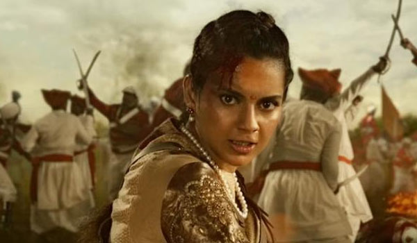 manikarnika 3rd day collection