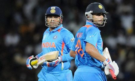 Sehwag and Virat