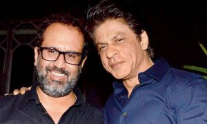 shahrukh and anand l rai