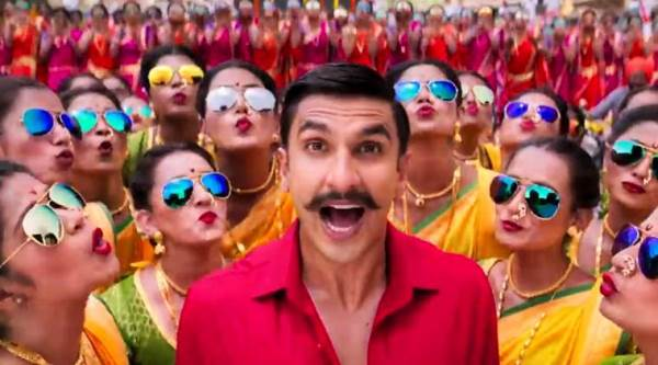 simmba 4th day collection