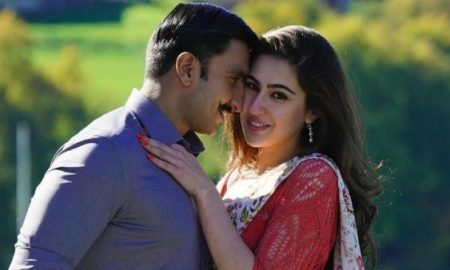 simmba 6th day box office collection