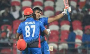 Afghanistan vs Ireland 2nd T20