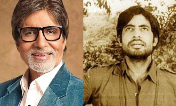 Amitabh Bachchan completes 50 years in Bollywood