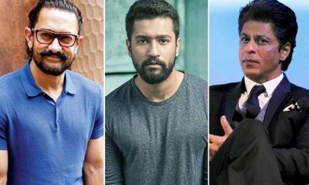 Vicky Kaushal replaces Shahrukh Khan in Saare Jahan Se Accha