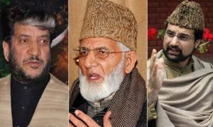 separatist leaders J&K