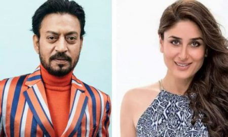 Irrfan Khan and Kareena Kapoor