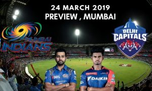 IPL 2019 MI Vs DC Preview