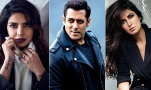 Salman dont want to work with Priyanka