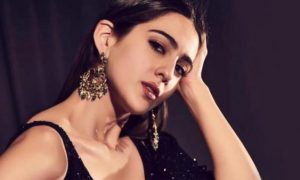 Sara Alia Khan on plastic surgery