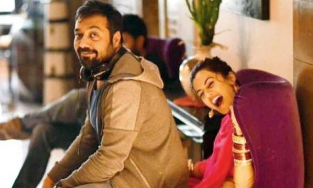 Taapsee and Anurag Kashyap to do another film after Manmarziyan