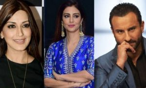 black buck poaching case - HC issues notice to Saif, Tabu and others
