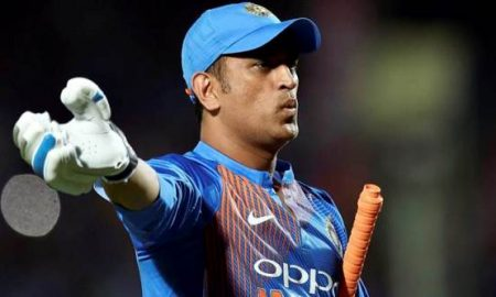 ms dhoni rested for last two odis against australia