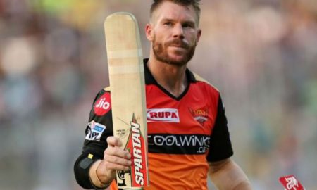 David Warner shines against Punjab