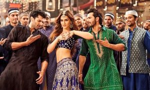 Kalank box office collection day 4