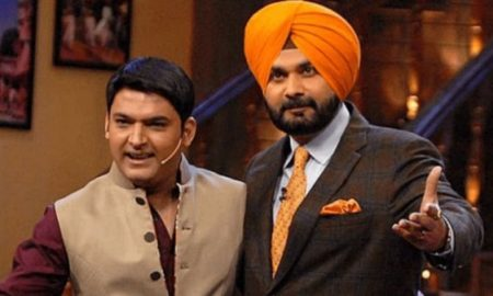 Kapil and Siddhu