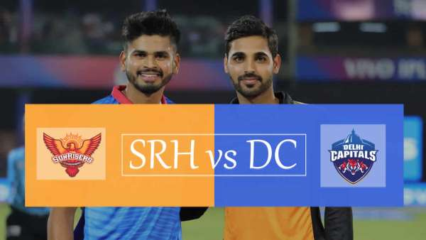 IPL 2019 Match 30 SRH Vs DC Preview