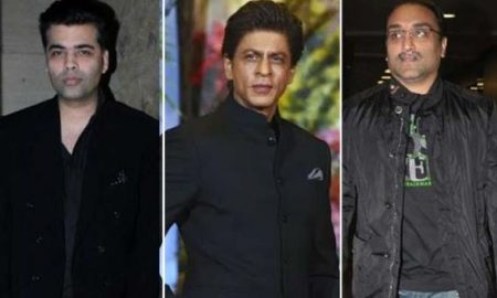 Shahrukh, karan and aditya